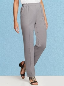 Ponte Pants Regular Length