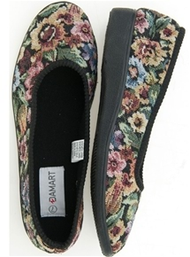 Tapestry Slippers