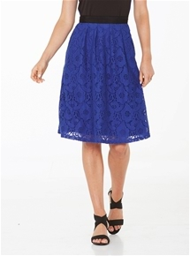 Belize Lace Skirt