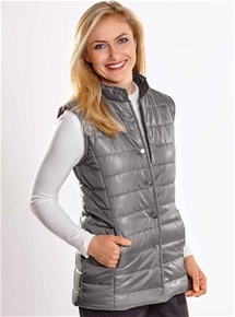 Everyday Sleeveless Padded Jacket