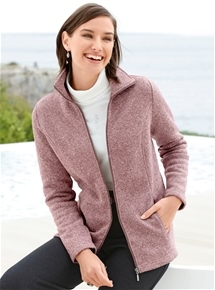 Marle Super Cuddly Fleece Jacket