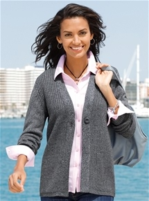 Cuddly Knit Cardigan