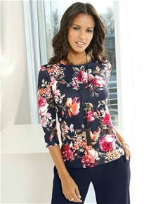 Rambling Roses Top
