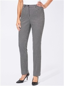 Houndstooth Trousers short