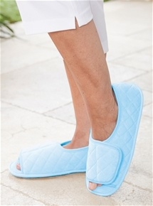 Comfort Quilted Slippers
