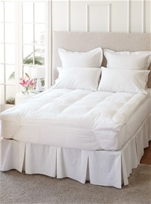 High-Loft Mattress Topper