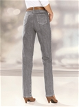 Embroidered Pocket Jeans_17Z08_0