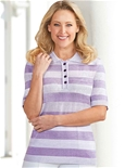 Soft Stripe Polo_18A70_1