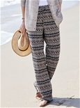 Printed Anywear Pants_18D11_1