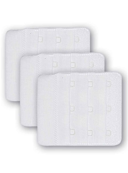 3 Hook Bra Extenders (Pack of 3)