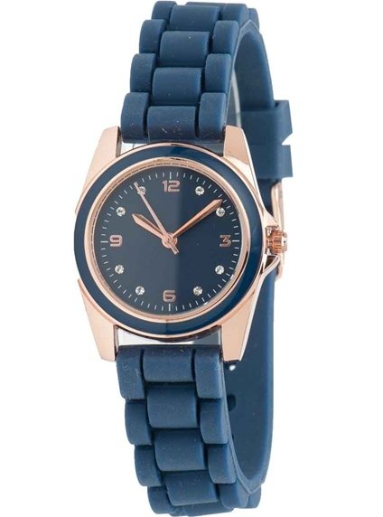 Free Gift - Stylish Watch with Silicone Strap